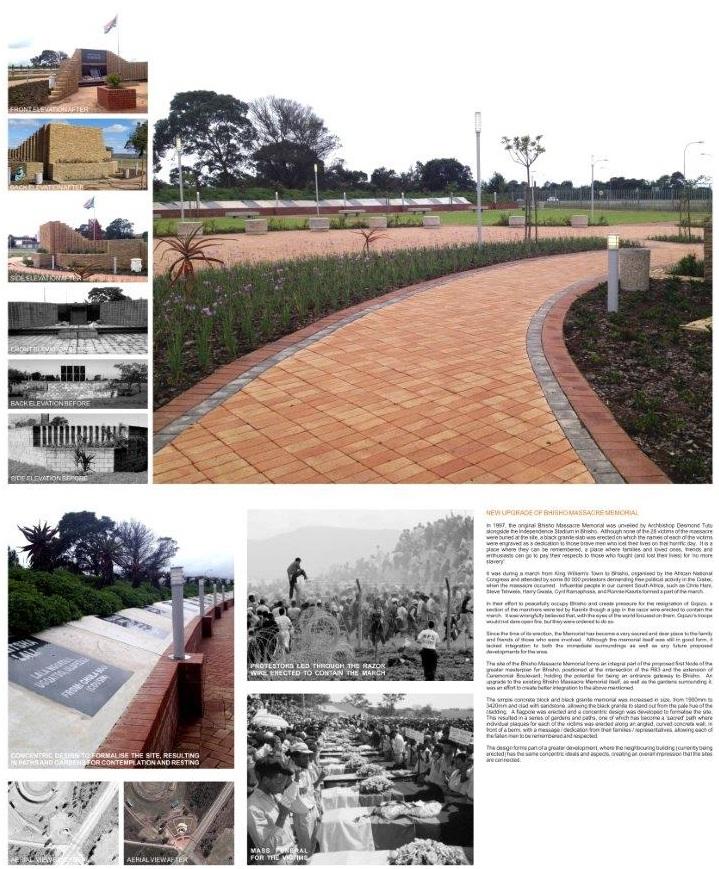 Bhisho Memorial 2