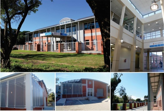 NMBM Occupational Health and Wellness Centre - 1