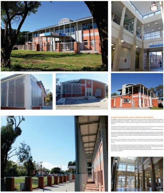 NMBM Occupational Health and Wellness Centre - 3