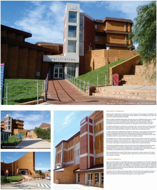 NMMU Missionvale Campus Accessibility Solutions Pg 2