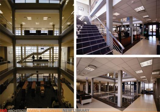 NMMU Missionvale Campus New Library - 3