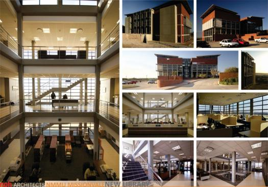 NMMU Missionvale Campus New Library - 5