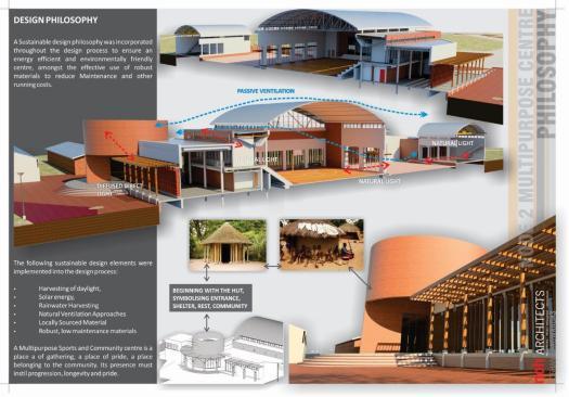 Node 2 Multipurpose Centre - 4